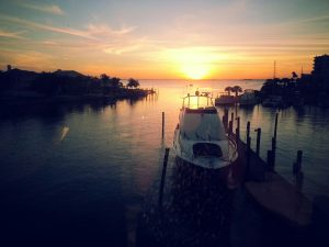 boat in the ocean | Tampa Office | Wellness Psychological | Therapy Services | Florida