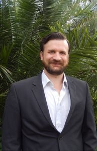 Photo of Dr. Benjamin Lord, a Licensed Clinical Psychologist in Florida with expertise in individual psychotherapy, behavioral health consulting, and adult psychological assessment.