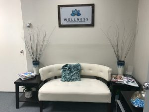 Wellness Waiting Room | Tampa Office | Wellness Psychological | Therapy Services | Florida